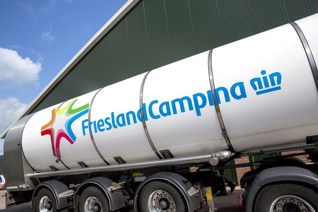 FrieslandCampina zet stap in Pakistan