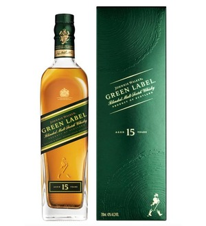Johnnie Walker blended is terug