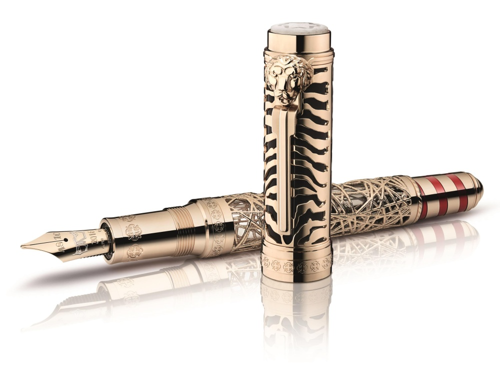 De Montblanc Patron of Art Peggy Guggenheim Limited Edition-collectie.