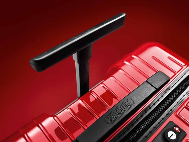 Rimowa goes red