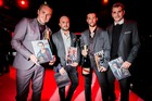 Spetterend event bekroont BEST DRESSED MAN 2016