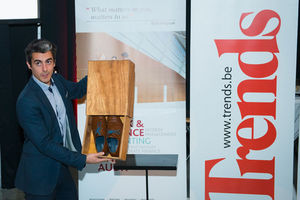 Trends Business Tour Antwerpen en Limburg (in beeld)