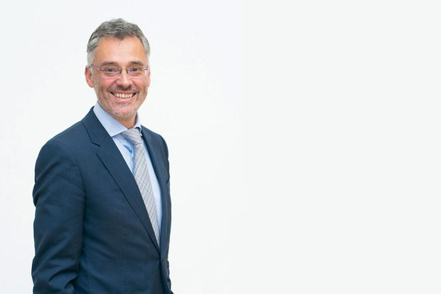 Jean-Marc Verbist (Bank Degroof Petercam): 'Er is hier zo veel te doen'
