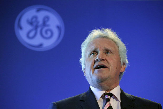 Jeff Immelt stapt op als topman van General Electric