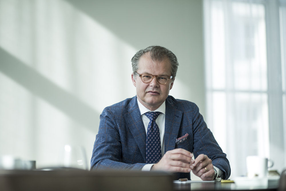 Olivier Van Belleghem, director Wealth Management bij BNP Paribas Fortis Private Banking., BNP Paribas Fortis