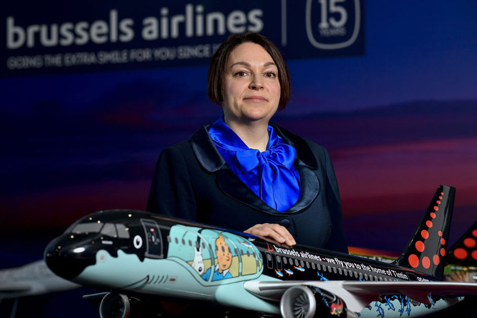 Christina Foerster (CEO Brussels Airlines): 'Nee is ja. Uiteindelijk toch'