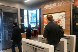 Amazon wil 3000 kassaloze supermarkten