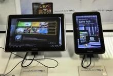 Android onttroont Apple als leider op tabletmarkt