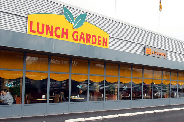 24-urenstaking bij Lunch Garden