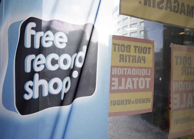 Free Record Shop gaat ook in Nederland over de kop