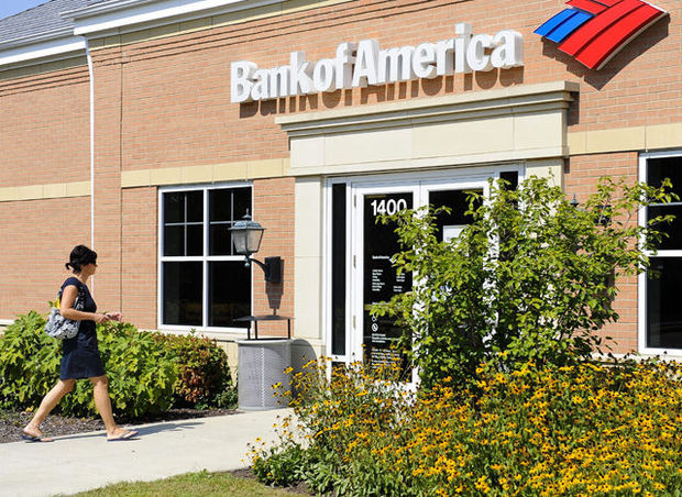 Bank of America schrapt 30.000 banen