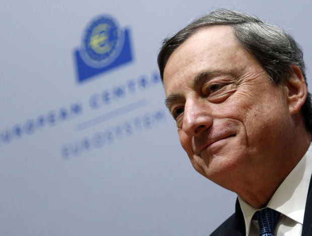 Draghi (ECB) moet ingrijpen: 'Renteverlaging is het absolute minimum'