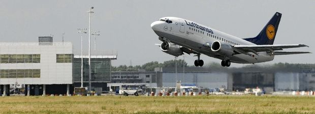 Hinder op Brussels Airport door pilotenstaking Lufthansa