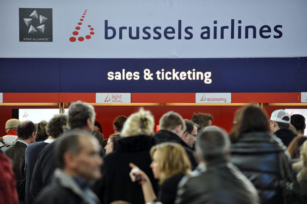 Brussels Airlines vliegt op New York