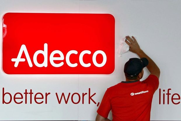 Adecco wil betere resultaten in Europa