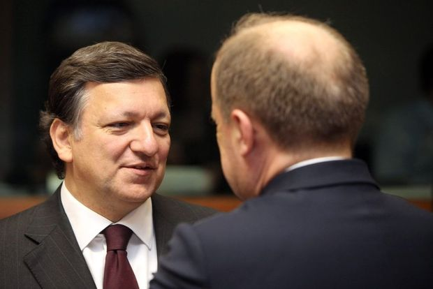 "Barroso hekelt ""kakofonie over Europees Monetair Fonds"""