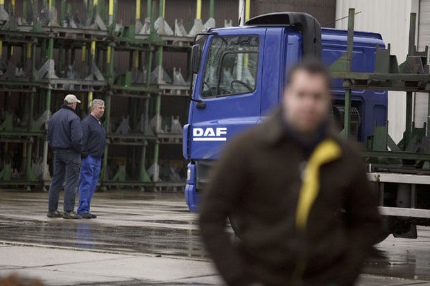 DAF Trucks in Oevel zoekt 100 arbeiders