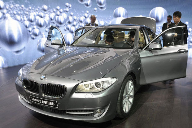 China helpt BMW aan winstexplosie