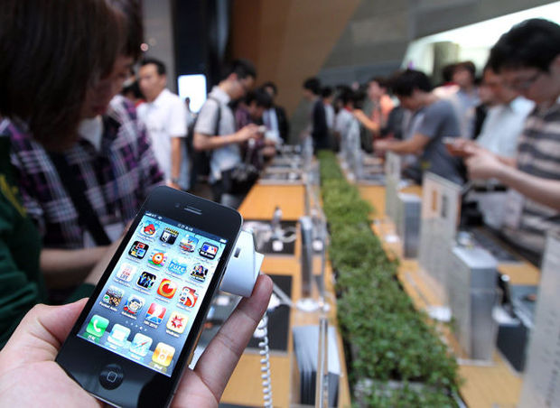 27.000 Zuid-Koreanen klagen Apple aan