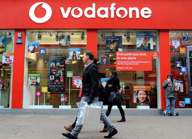 Vodafone koopt Cable & Wireless voor 1,3 miljard euro