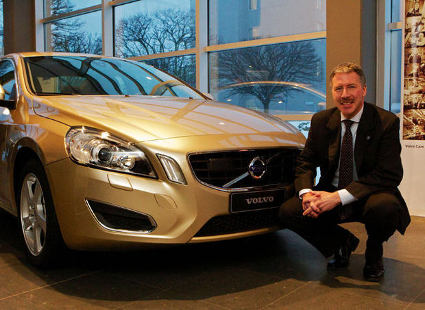 'China is geen bedreiging voor Volvo'