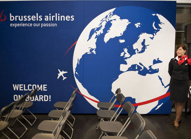 Brussels Airlines investeert 30 miljoen euro in luxezetels