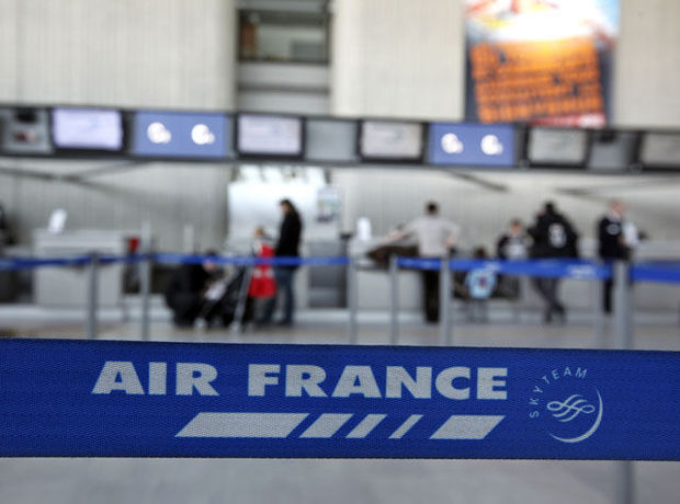 Staking piloten Air France gaat negende dag in