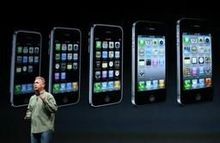 Apple stelt iPhone 5 voor