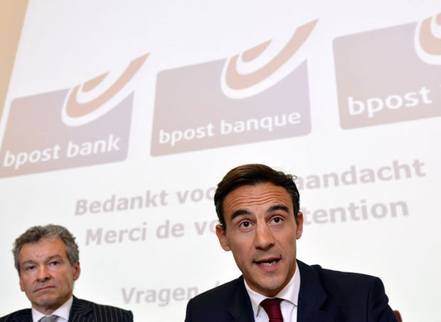 Bank van De Post wordt bpost bank