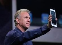 Apple komt met iPad mini en iPad4