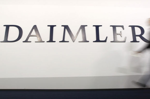 'Chinese interesse voor Daimler'