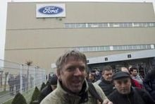 Ford Genk - Fabriek ligt stil door interne spontane staking