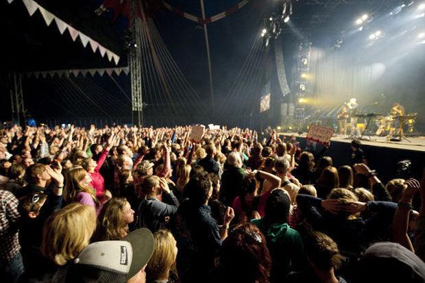 'Rock Werchter is goedkoop'