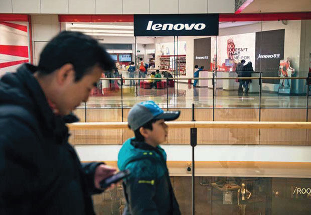 Lenovo bereidt internationale expansie voor