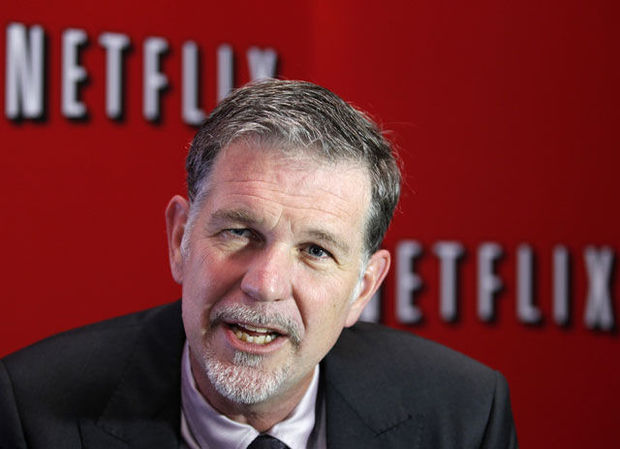 Reed Hastings bestormt de wereld met streamingdienst Netflix