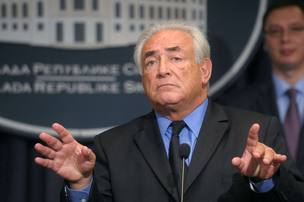 Dominique Strauss-Kahn wordt topman bij Luxemburgse bank Anatevka