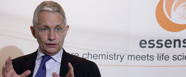 Frank Coenen wordt CEO van ASK Chemicals