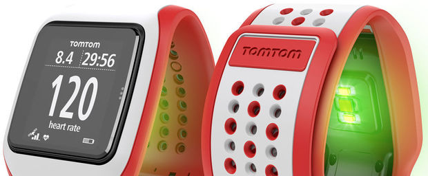 Apple Watch geen concurrentie voor TomTom