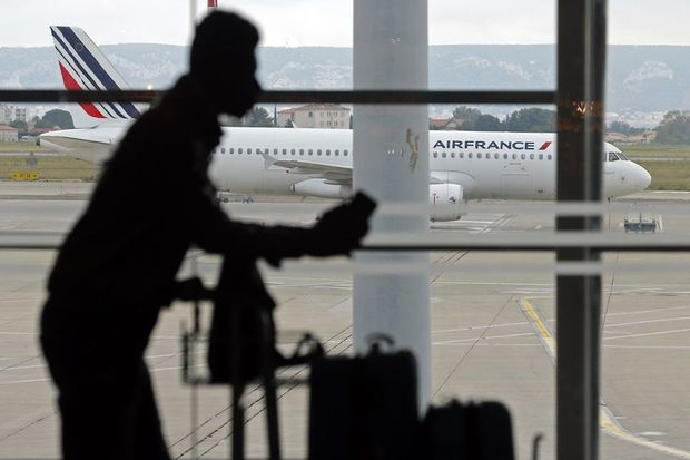 Staking Air France: 'We verliezen 20 miljoen euro per dag'