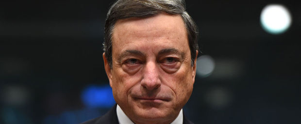 Applaus of boegeroep voor Draghi