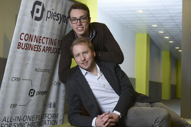 Gentse start-up synchroniseert bedrijfsapplicaties