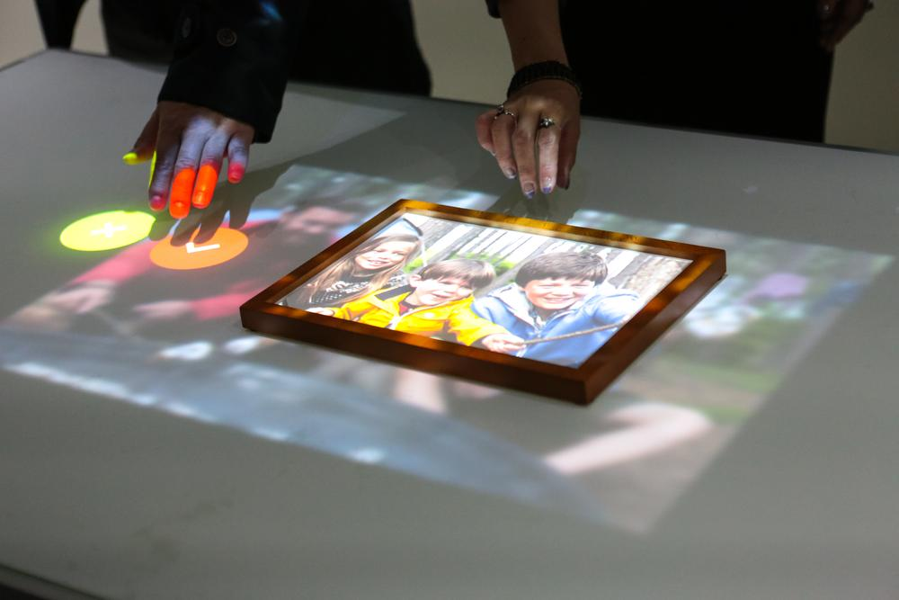 Intelligent Imaging for Life, de digitale tafel.