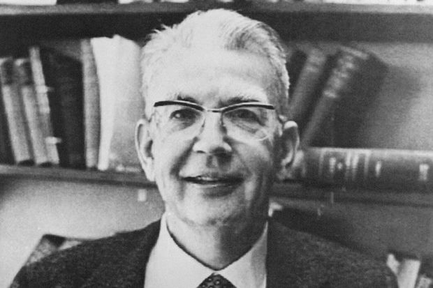 Ronald Coase (1910-2013): Bedachtzaam lid van de Chicago School
