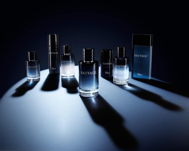 Dior presenteert badlijn Sauvage