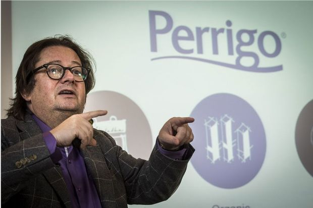 Perrigo stevig in de clinch met Coucke